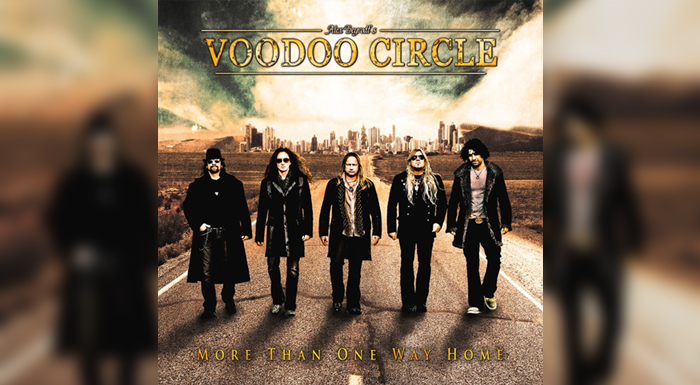 Voodoo Circle - More Than One Way Home