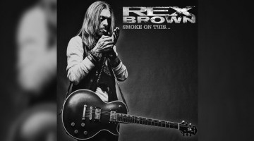 Rex Brown / Smoke on this…
