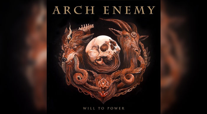 Arch Enemy / Will to power