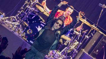 The Cult en el estadio Luna Park