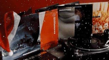 Rammstein The Vinyls