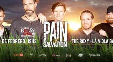 Pain of Salvation regresa a Buenos Aires