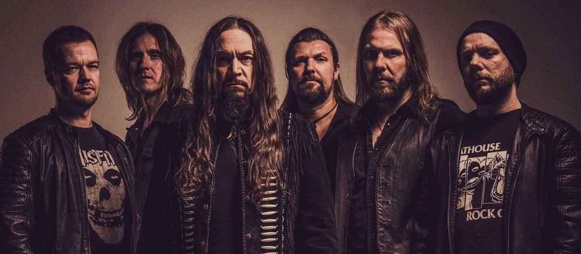 Amorphis presenta primer single adelanto de su nuevo álbum