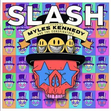 Slash feat Myles Kennedy & The Conspirators - Living the Dream