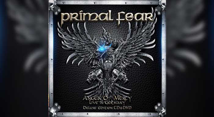 Primal Fear / Angels of Mercy - Live in Germany
