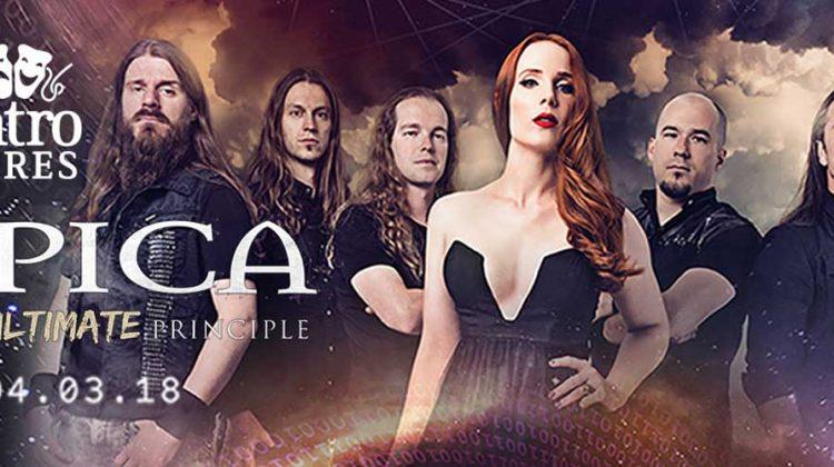 Epica en Argentina 2018