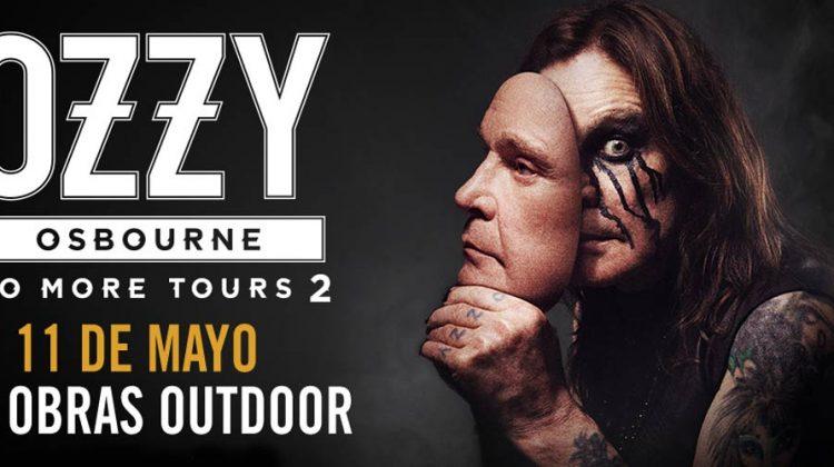 Ozzy Osbourne en Obras