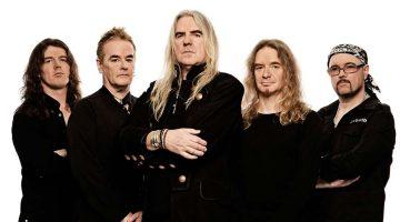 Saxon reeditará sus primeros tres discos