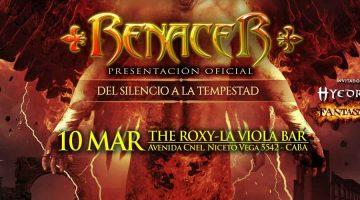 Renacer The Roxy