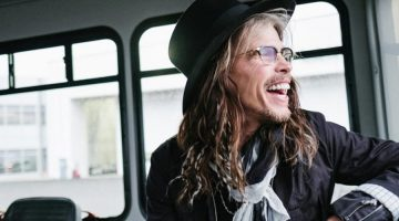 Steven Tyler Out on a Limb