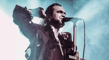 Moonspell en The Roxy Live