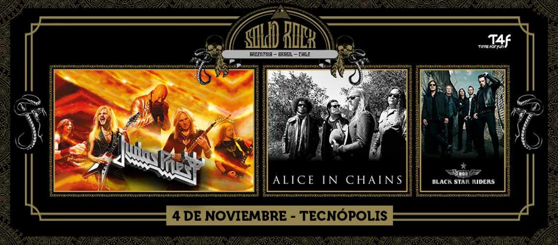 Solid Rock Festival 2018