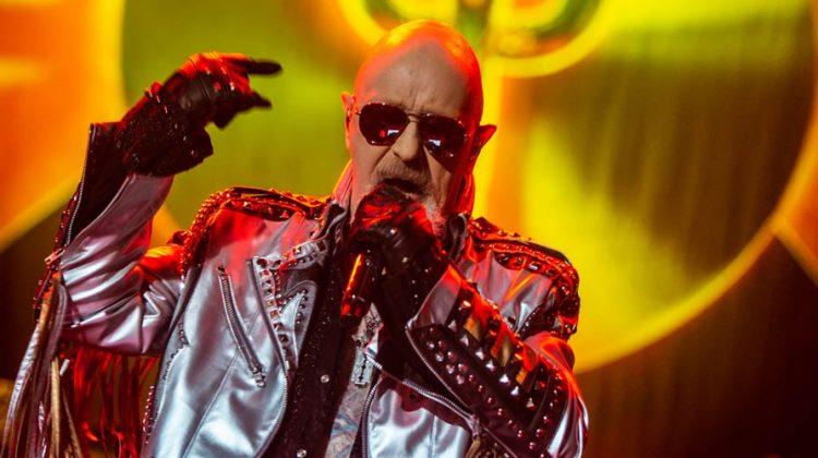 Judas Priest en el Solid Rock Festival Argentina