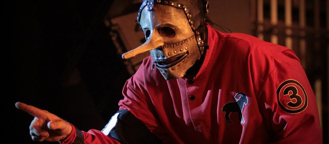 Chris Fehn Slipknot