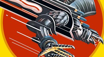 "La historia detrás de la portada de ""Screaming for Vengeance"" de Judas Priest"
