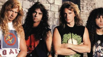 Megadeth Rust In Peace era