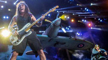 Iron Maiden en Vélez Sársfield