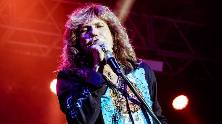 Whitesnake y Europe en el Estadio Hípico Argentino