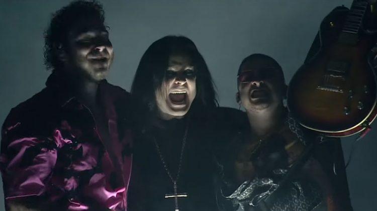 Ozzy Osbourne y Post Malone