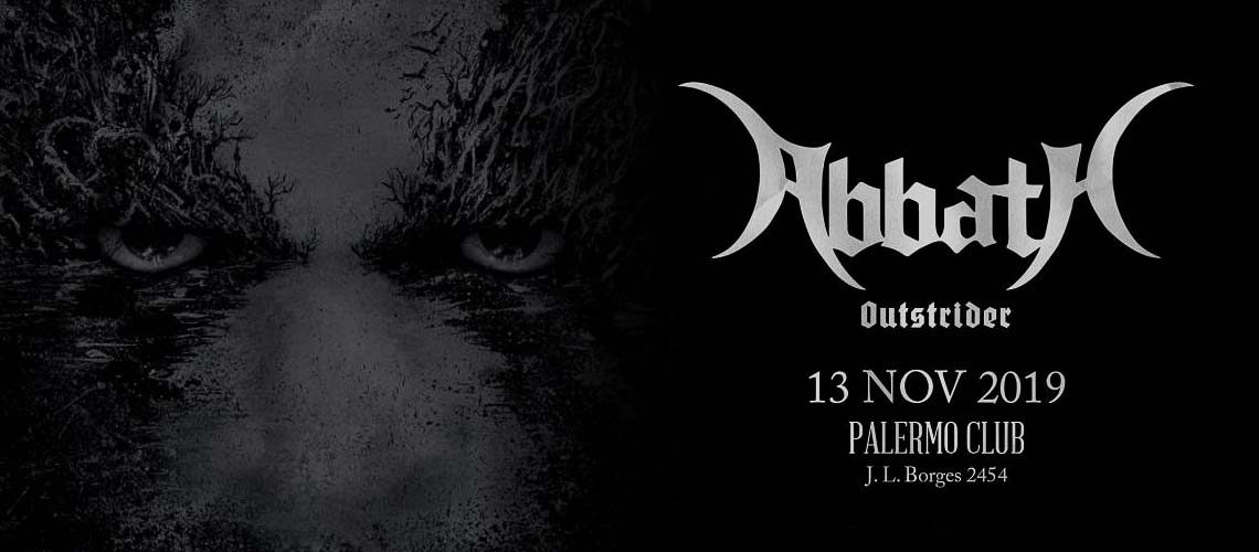 Abbath en Palermo Club