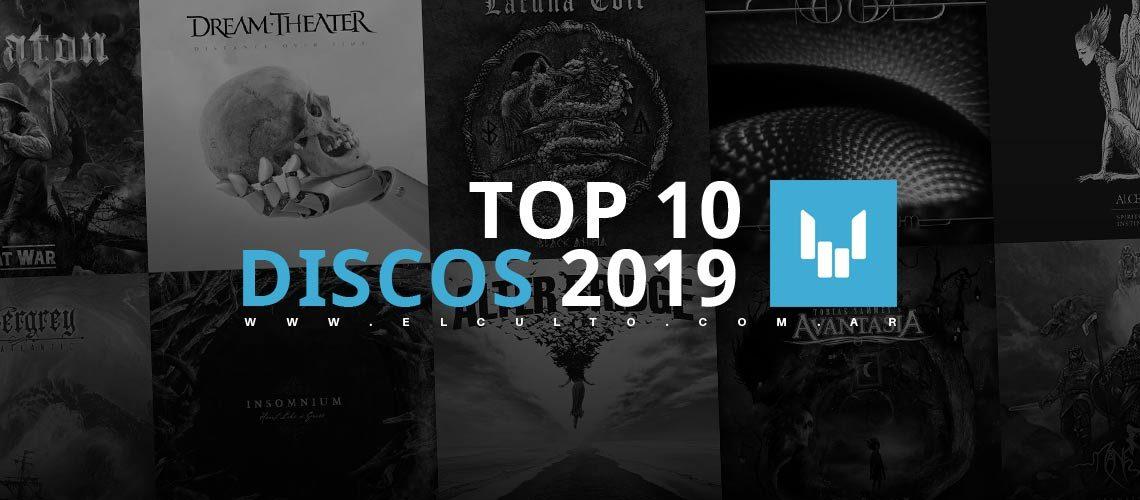 Top 10 mejores discos de 2019