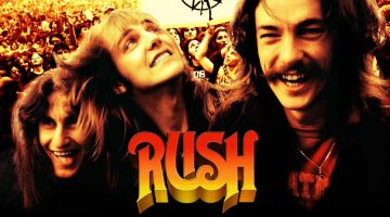"Documental: Rush ""Beyond the Lighted Stage"""